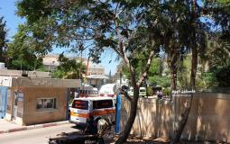 مستشفى غزة الاوروبي