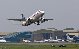 طائرة ركاب اندونيسية