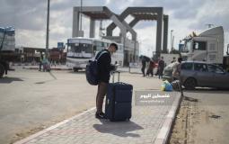 داخلية غزة تعلن عن كشف وآلية السفر عبر معبر رفح غدًا الثلاثاء