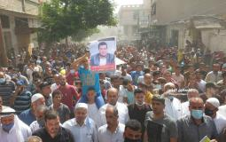 تظاهرة في خانيوس (4)
