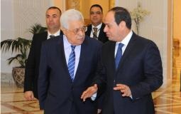 عباس-والسيسي