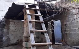 انهيار سقف
