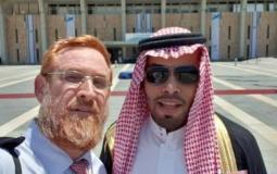 محمد سعود والمتطرف غليك