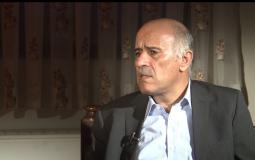 جبريل الرجوب - عضو اللجنة المركزية لحركة فتح