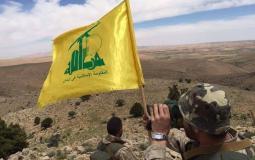 حزب الله في الجولان السوري المحتل