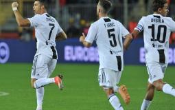 فريق يوفنتوس الايطالي