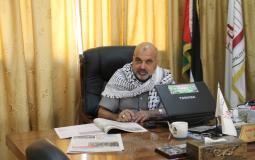 سعيد نصار رئيس بلدية دير البلح