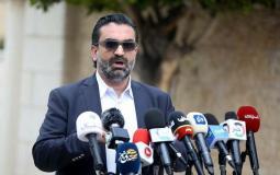 الناطق باسم وزارة الصحة برام الله كمال الشخرة