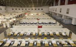 المستشفى المؤقت في الصين