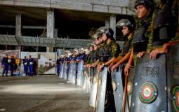 اجهزة امن السلطة الفلسطينية