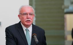 المالكي: تود التحاور مع إدارة بايدن لإلغاء قرارات ترامب ضد الفلسطينيين