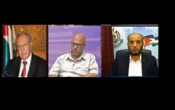 د. وليد القططي د. عبدالله عبدالله . أ. حسام بدران