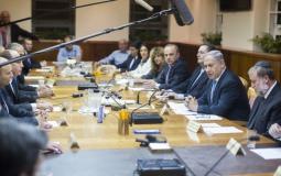 الحكومة الاسرائيلية - حكومة الاحتلال