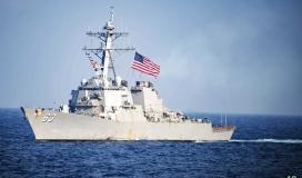 سفن حربية امريكية تعبر من مضيق تايوان.jpg
