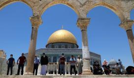 """علماء فلسطين تحذر من تنفيذ الاحتلال مخططاته """"التدميرية"""" بحق المسجد الاقصى"""