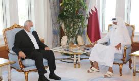 """وفد من """"حماس"""" يبحث مع امير قطر التطورات السياسية المتعلقة بالقضية الفلسطينية"""