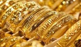استقرار اسعار الذهب في فلسطين اليوم