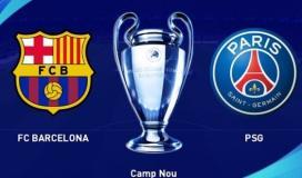 تشكيلة برشلونة المتوقعة أمام باريس سان جيرمان في دوري أبطال أوروبا
