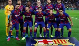 تشكيلة برشلونة ضد غرناطة