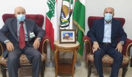 عبد الهادي يبحث مع الجبهة الديمقراطية آخر مستجدات القضية الفلسطينية
