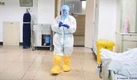 """""""كورونا فلسطين"""": تسجيل 34 حالة وفاة و988 إصابة جديدة بالفيروس خلال 24 ساعة الماضية"""