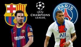 بث مباشر مباراة برشلونة وباريس سان جيرمان اليوم الاربعاء 10-3-2021