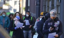 ألمانيا تسجل 206 حالة وفاة جديد بفيروس كورونا