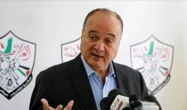 """غضب فلسطيني من تصريحات """"القدوة"""" العنصرية ضد غزة وحركات المقاومة الاسلامية"""