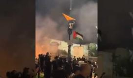اللد تنتصر للقدس وغزة ..