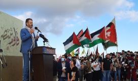 """ممثل حركة الجهاد الإسلامي"""" في لبنان إحسان عطايا"""