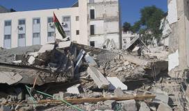 """داخلية غزة تؤكد: استهداف الاحتلال لمقار الأجهزة الأمنية والشرطية """"لن يوقف مسيرة عملها"""""""