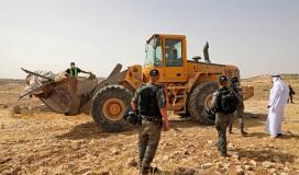 قوات الاحتلال تخطر مواطنين في رام الله بهدم منازلهم قسرًا