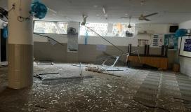 الأوقاف بغزة: طائرات الاحتلال دمرت 3 مساجد كليًا وعمار أنصار والوقفية