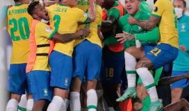 البرازيل وكولومبيا إلى ربع نهائي كوبا أمريكا