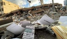 """تبرعات دولية لإعادة مكتبة دمرت بقصف """"إسرائيلي"""" خلال العدوان الأخير في غزة"""