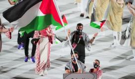 فلسطين تنهي مشاركتها في أولمبياد طوكيو 2020