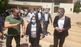 صحة رام الله توعز بزيادة الكوادر الطبية في مراكز فحص كورونا خلال فترة العيد