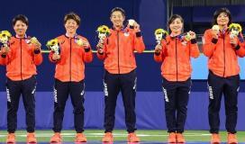 """جدول ترتيب ميداليات أولمبياد طوكيو """"2020""""بعد اليوم الرابع"""