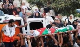 """""""حماس"""" تنعي شهيد نابلس وتؤكد على خيار المقاومة في مواجهة الاحتلال"""