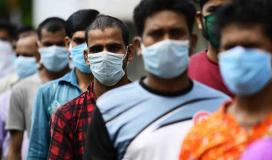 الصحة الهندية تسجل آلاف الإصابات بفيروس كورونا خلال 24 ساعة