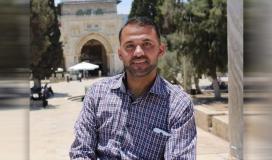 الاحتلال يفرج عن الأسير الصحفي طارق أبو زيد