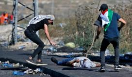 إصابة فلسطيني بجروح خطيرة بعد طعنه على يد مستوطنين بالقدس