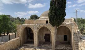 مسجد قرية صرفند المهجرة