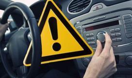 دراسة تحذر من الاستماع إلى الموسيقى والاغاني بصوت عال أثناء قيادة السيارة