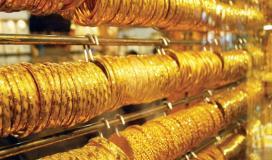 أسعار الذهب في أسواق فلسطين اليوم السبت 16/10/2021م
