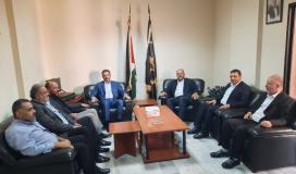 حماس تهنئ الجهاد بذكرى انطلاقتها الـ34