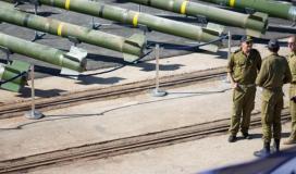 اسلحة اسرائيلية