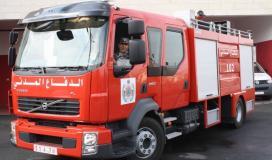 الدفاع المدنيالسيطرة على حريق داخل مزرعة في جنين أدت لنفوق 10 آلاف صوص