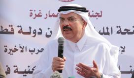 السفير القطري محمد العمادي