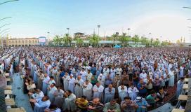 حكم اجتماع صلاة العيد والجمعة